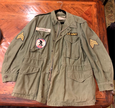 Grandfather's Army Jacket