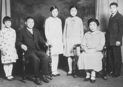 Murakami Family, 1930
