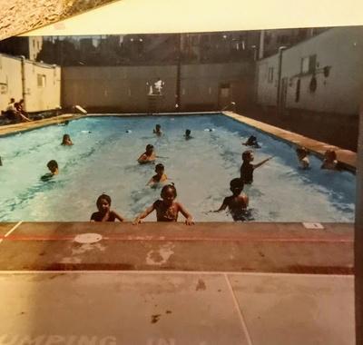Nickle pool 1989 Mission Park