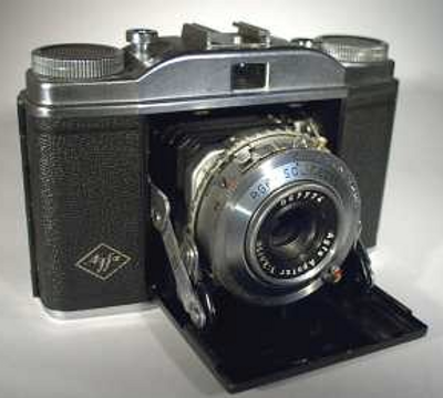 Agfa Solinette II Camera