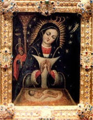 this is the virgin of altacrasia.