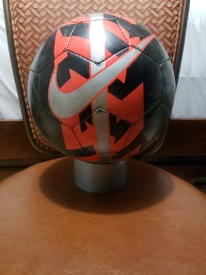 this is not the original soccer ball.