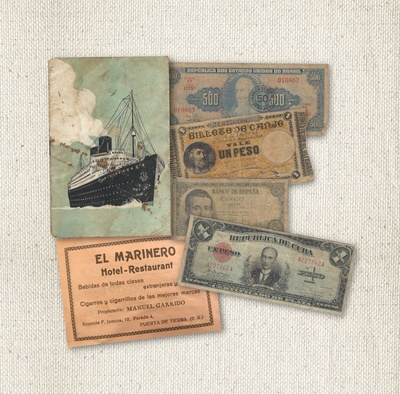 Hotel and Restaurant Ad and Miscellaneous bills