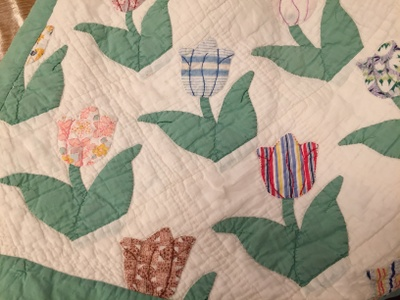 Quilt by Marie Rodholm