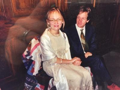 Krista Pearson and Mark Safford 2001