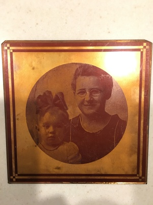Ruth(great-grandmother) & Emma(great-great grandmother)