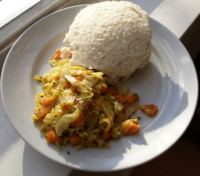 This is a traditional dish from Uganda