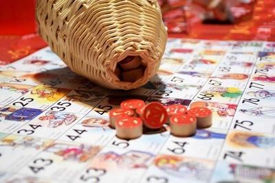 Italian tombola game