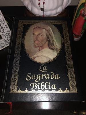 La Sagrada Biblia, The Sacred Bible