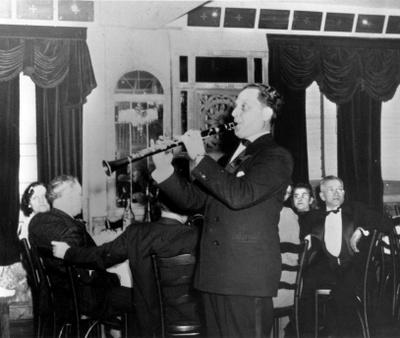 Dave Tarras, Klezmer Clarinetist