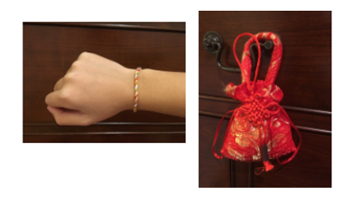 Five Color String Bracelet