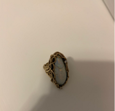 Great Grandmother's Wedding Ring