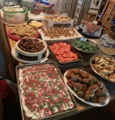 Over 1000 servings of holiday sweetness