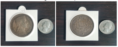 My Father's Coin