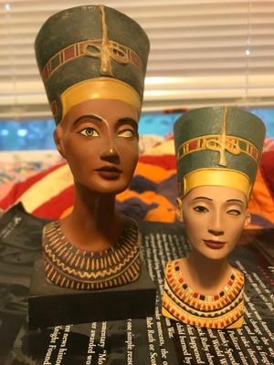 Nefertiti Statues