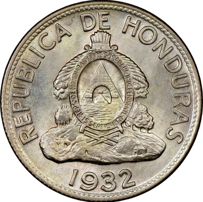 Honduran currency, called Lempira in Honduras