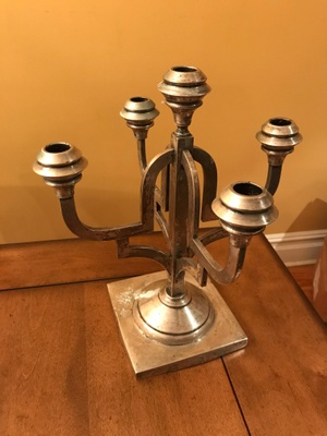 The Candelabra
