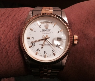 Rolex Oyster Perpulet Day-Date