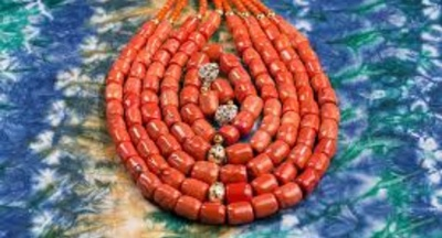 Benin cultural beads