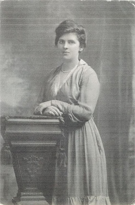 My great-grandmother, Anne