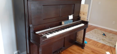 This is an image of the piano