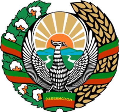 Uzbekistan Cot of Arms