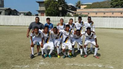 My first soccer team FcGalaxy