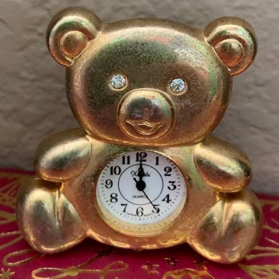 The Golden Bear Clock