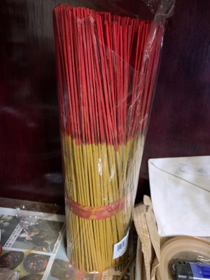 These are the longer incense sticks