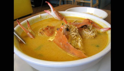 Sea food soup