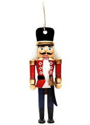 This is the photo of a nutcracker