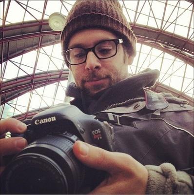 Brian Gersten is a documentarian in NYC.
