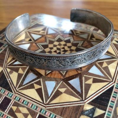 Amme Claire's bracelet