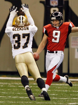 Superdome reopens! Steve Gleason blocks punt!