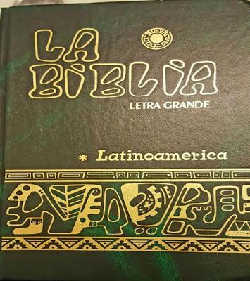 a Spanish bible