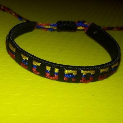 Bracelet from Ecuador