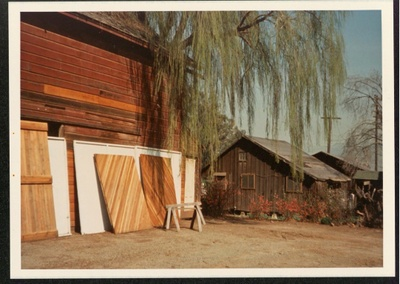 Photographs of Bunkhouse on the Shinn Ranch, ca. 1974. Courtesy of Chinese Bunkhouse Preservation Project. Learn more here: sites.google.com/view/chinese-bunkhouse-preservation/home.