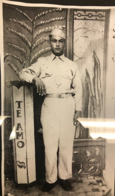 A picture of my Grandfather