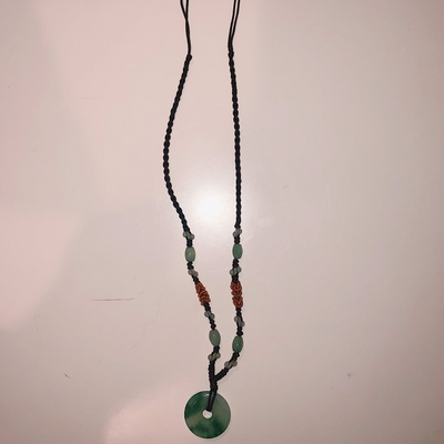 Jade necklace from Taiwan