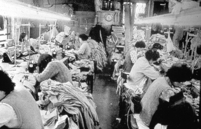 Workers in the Garment Factory