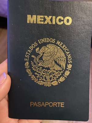 My Mexican Passport