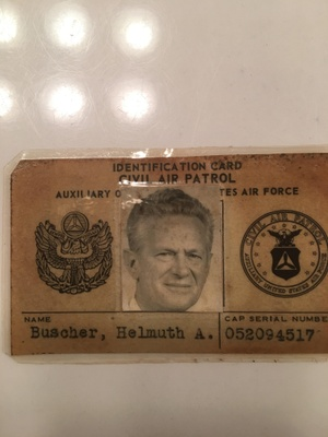 Civil Air Patrol License