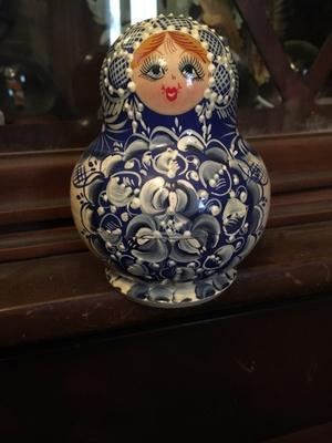 Russian Nesting Doll, Matyroshka