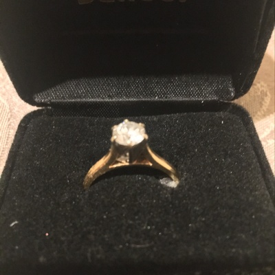 my grandmother's ring