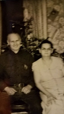 Great Grandparents William/Floradale
