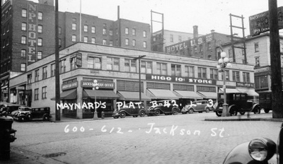 Jackson Building, c.1938