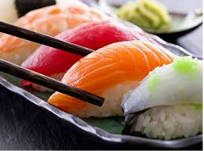 This is a photo of Sushi.