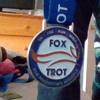 our other fox trot medal