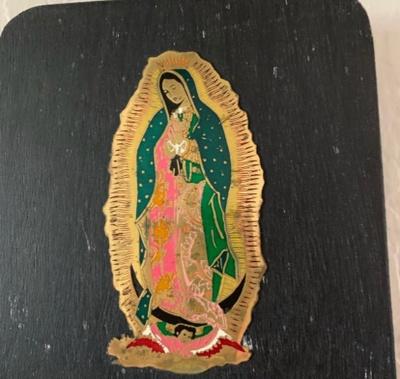 My mother's plaque