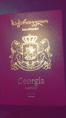 My Georgian Passport